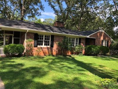 Lynchburg Single Family Home For Sale: 1514 Savoy Place