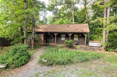 Evington, Rustburg, Lynchburg Single Family Home For Sale: 3629 Bear Creek Road
