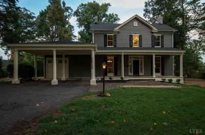 Lynchburg Single Family Home For Sale: 1990 Link Road