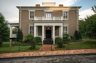 Lynchburg Single Family Home For Sale: 618 Pearl Street