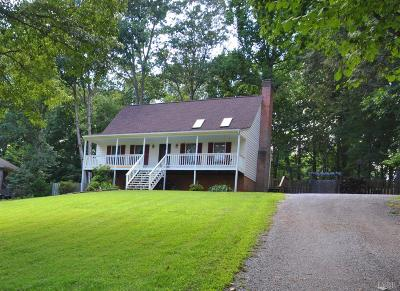 Lynchburg Single Family Home For Sale: 105 Chadwick Drive