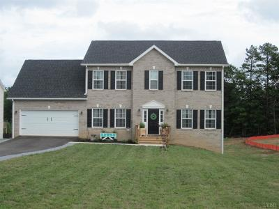 Campbell County Single Family Home For Sale: 668 Carriage Parkway