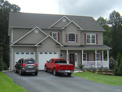 Amherst County Single Family Home For Sale: 227 Stoney Creek Drive