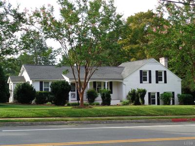 Amherst County Single Family Home For Sale: 248 N Main St