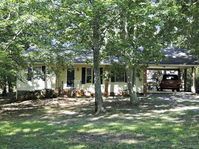 Amherst County Single Family Home For Sale: 188 Jane Terrace