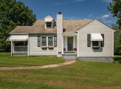 Campbell County Single Family Home For Sale: 234 Lake Court Ave