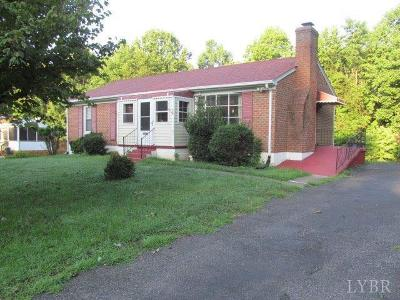 Lynchburg Single Family Home For Sale: 533 Madewood Road