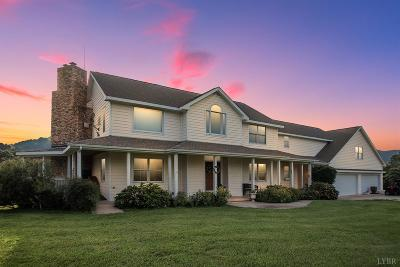 Bedford County Single Family Home For Sale: 1403 Churchhill Road