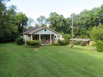 Amherst County Single Family Home For Sale: 135 Rogers Drive