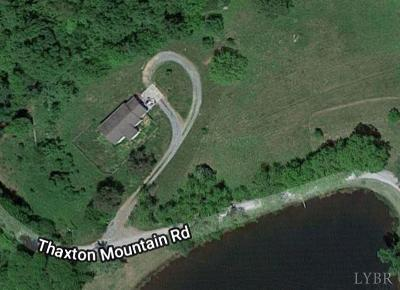Single Family Home For Sale: 3290 Thaxton Mountain Road