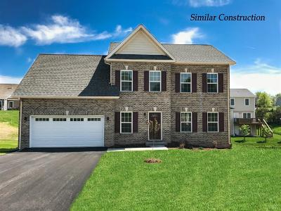Rustburg Single Family Home For Sale: 714 Carriage Pkwy