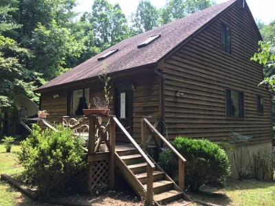 Amherst County Single Family Home For Sale: 162 Hemlock Trail