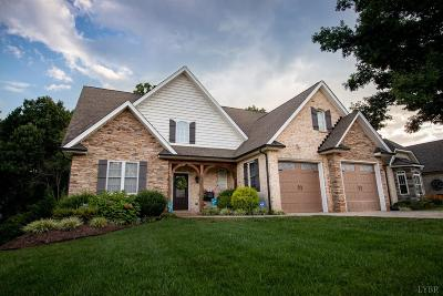 Lynchburg Single Family Home For Sale: 203 Creekview Court