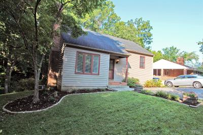 Lynchburg Single Family Home For Sale: 1031 Ardmore Drive
