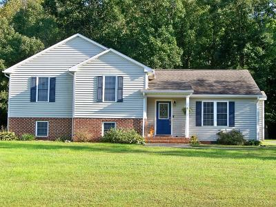Single Family Home For Sale: 518 Cornfield Lane