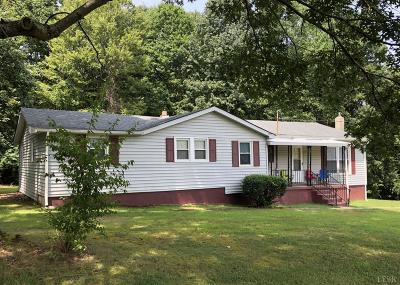 Amherst Single Family Home For Sale: 193 Eagle Road