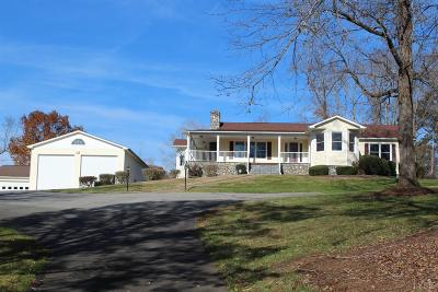 Bedford County Single Family Home For Sale: 1402 Dogwood Hills Drive
