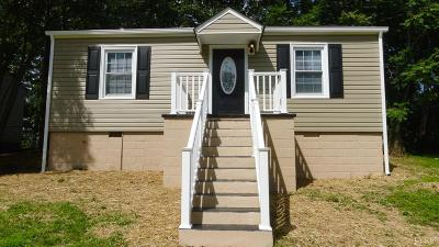 Lynchburg Single Family Home For Sale: 1220 Stratford Road