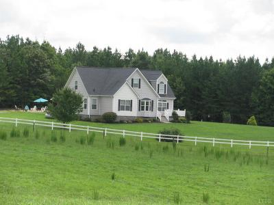 Single Family Home For Sale: 1547 Hawkins Road