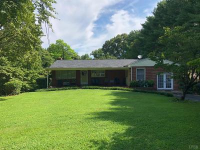Lynchburg Single Family Home For Sale: 3105 Mayflower Drive