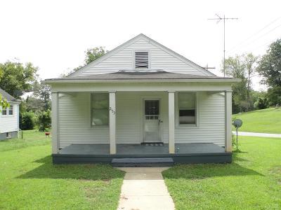 Lynchburg Single Family Home For Sale: 2133 Broadway Street