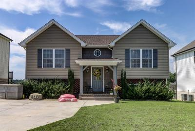 Lynchburg Single Family Home For Sale: 108 Bennett Drive