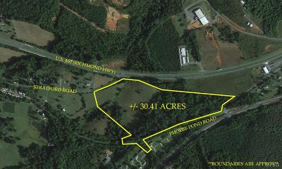 Appomattox County Residential Lots & Land For Sale: Stratford Rd