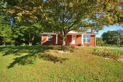 Lynchburg Single Family Home For Sale: 111 Woodlawn Circle