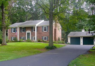 Forest Single Family Home For Sale: 101 Minuteman
