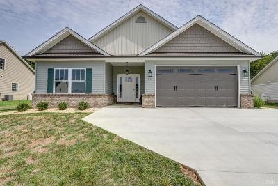 Campbell County Single Family Home For Sale: 215 Crystal Lane