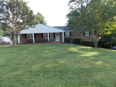 Lynchburg Single Family Home For Sale: 304 Robin Drive