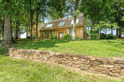 Single Family Home For Sale: 2809 Milton Hwy