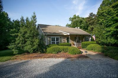 Bedford Single Family Home For Sale: 4582 Falling Creek Road