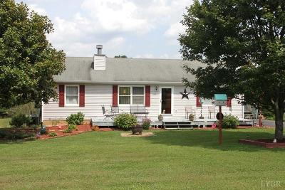 Bedford Single Family Home For Sale: 1054 Powell Lane