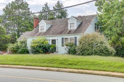 Lynchburg Single Family Home For Sale: 2901 Old Forest Road