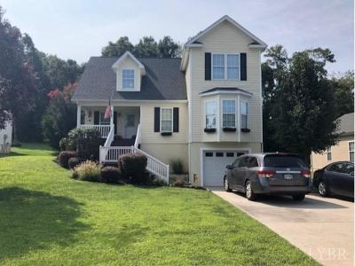 Lynchburg Single Family Home For Sale: 314 Woodberry Lane