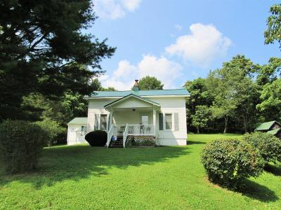 Amherst Single Family Home For Sale: 1470 Thrashers Creek Road