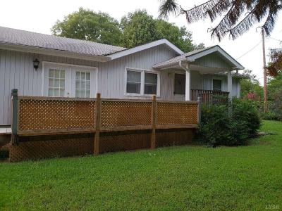 Bedford Single Family Home For Sale: 6800 Big Island Highway