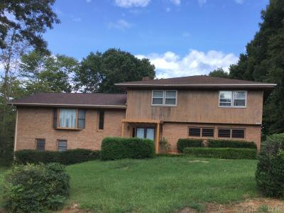 Madison Heights Single Family Home For Sale: 166 Worley Drive