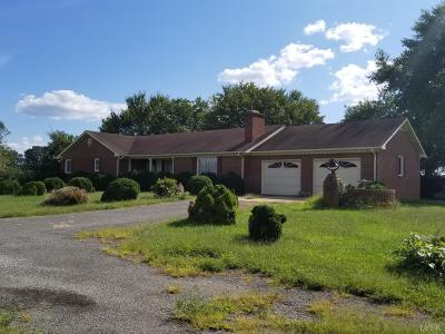 Concord Single Family Home For Sale: 9041 Spring Mill Rd