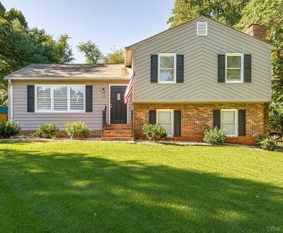 Lynchburg Single Family Home For Sale: 110 Woodruff Circle