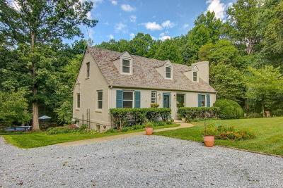 Lynchburg County Single Family Home For Sale: 168 Irvington Springs Road