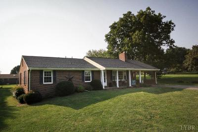 Bedford Single Family Home For Sale: 1713 Grandview Road