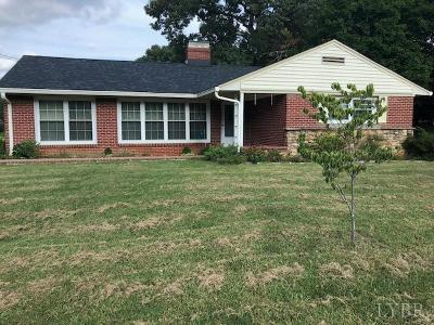 Amherst Single Family Home For Sale: 2333 Cedar Gate Road