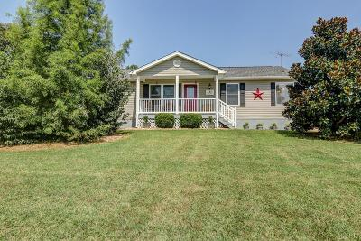Concord Single Family Home For Sale: 422 Moore Drive