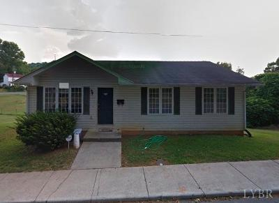 Bedford VA Single Family Home For Sale: $78,000
