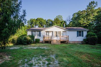 Campbell County Single Family Home For Sale: 244 Slice Lane