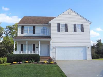Forest VA Single Family Home For Sale: $279,900