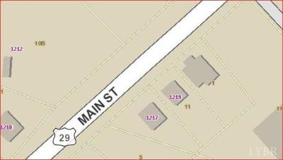 Commercial For Sale: 1217 Main Street
