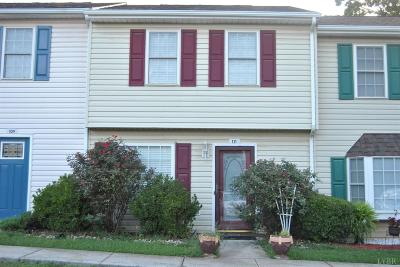 Madison Heights Condo/Townhouse For Sale: 111 Jeremiah